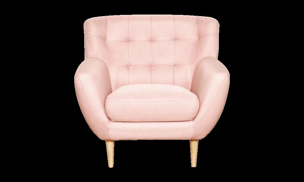 Ghế sofa đơn có ưu điểm thiết kế nhỏ gọn