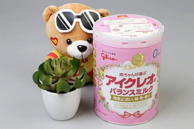 Sữa Glico là một nhãn sữa công thức hàng đầu tại Nhật Bản được nhập khẩu trực tiếp về Việt Nam