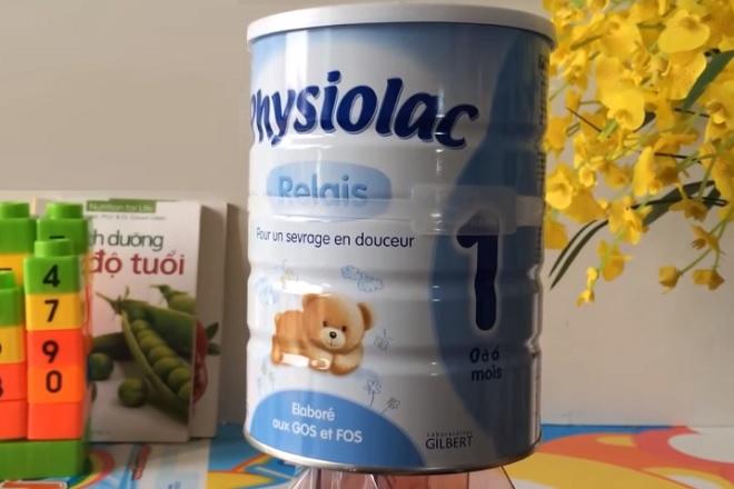 Sữa Physiolac là sản phẩm có nguồn gốc từ Pháp, do Tập đoàn Gilbert Laboratories sản xuất